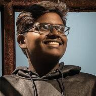 Kavin Raj V Photography trainer in Chennai