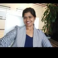 Vani Kunal Vyas IELTS trainer in Ahmedabad