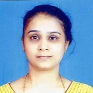 Nancy IELTS trainer in Thanjavur