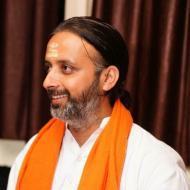 Acharya Vinay Yoga trainer in Rishikesh