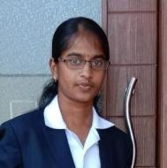 Shalini M. MBA trainer in Salem