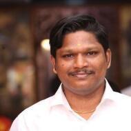 Kalirajan Selvaraja Amazon Web Services trainer in Chennai