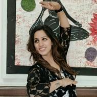 Ritika Arora Dance trainer in Gurgaon