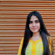 Anushka S. Spoken English trainer in Lucknow