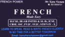 FRENCH POWER - Private Home Tutor photo