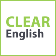 Clear English Clear English photo