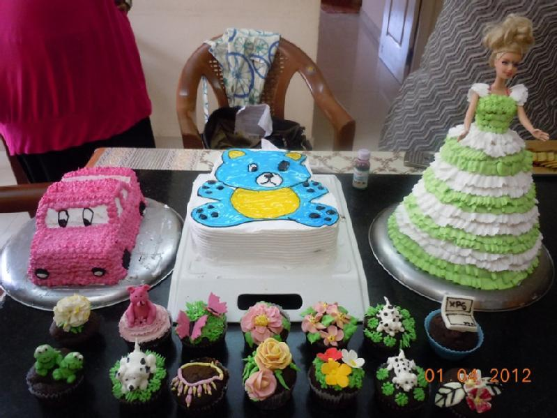 Cake Making Classes In Mangalore : Deepali S. - Trainer & Teacher in Bellandur, Bangalore for ...