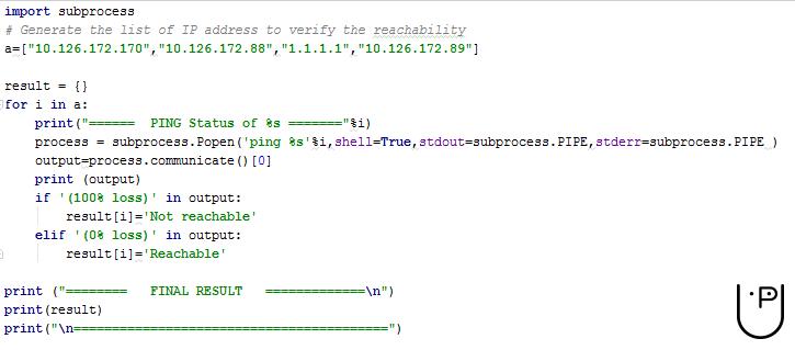 Python Get All Ip Addresses