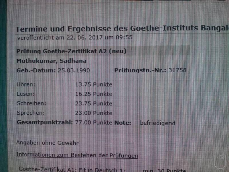 German Language Goethe Certificate B2 Alpadia Berlin Mandegarinfo