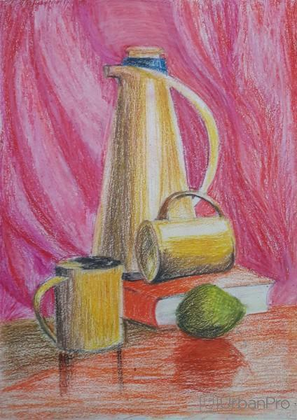 Arpita G  - Drawing And Painting Classes in Khamla, Nagpur