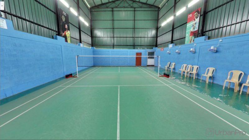 Acers Badminton Academy in Aminjikarai, Chennai