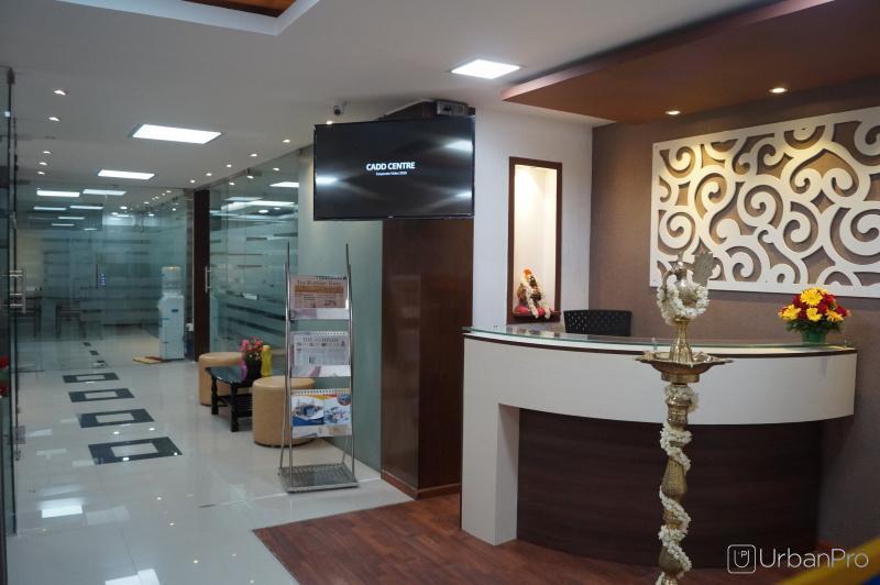 Cadd Centre Training Services Pvt Ltd In Mylapore Chennai