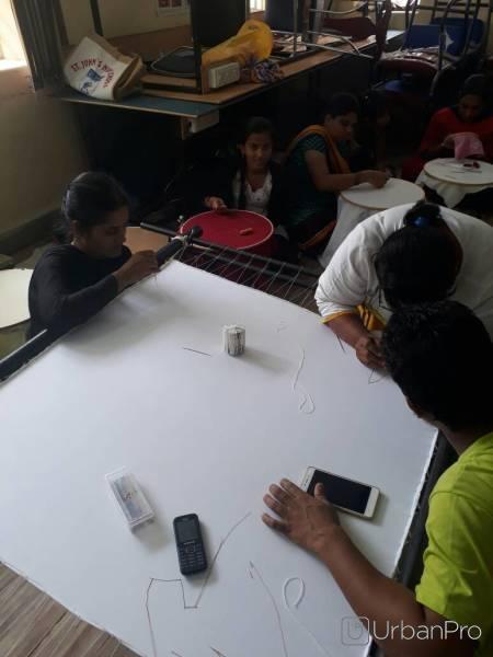 Arnitha Institute Of Fashion Design In Tarnaka Hyderabad