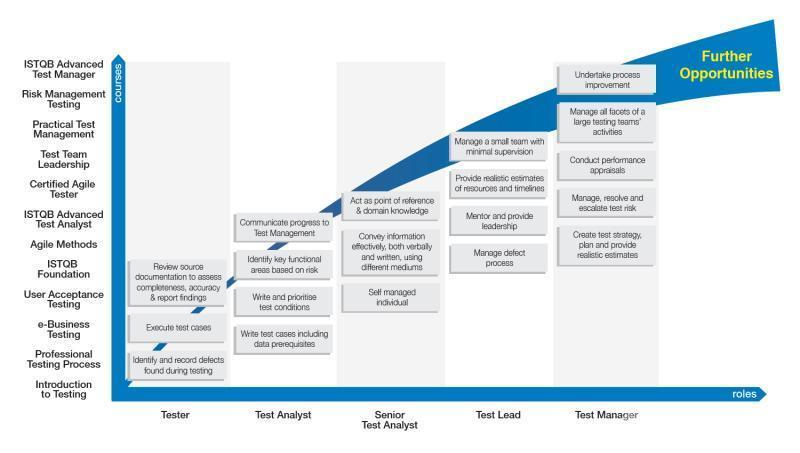 Software Testing Career Guideline / Choose Software Testing as ...
