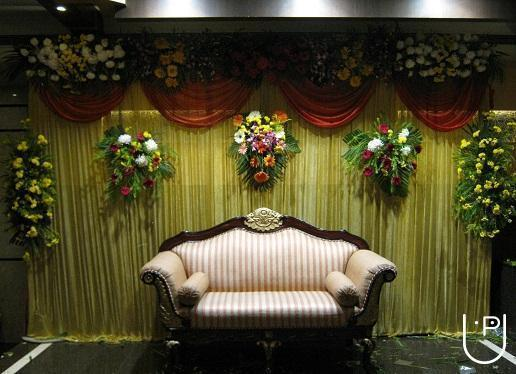 Rao event planners in rajarajeshwari nagar bangalore for Baby shower stage decoration
