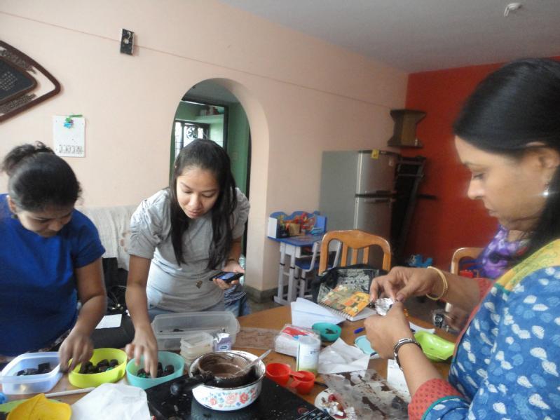 Cake Making Classes In Mangalore : Subhasini S. - Trainer & Teacher in Kalyan Nagar ...