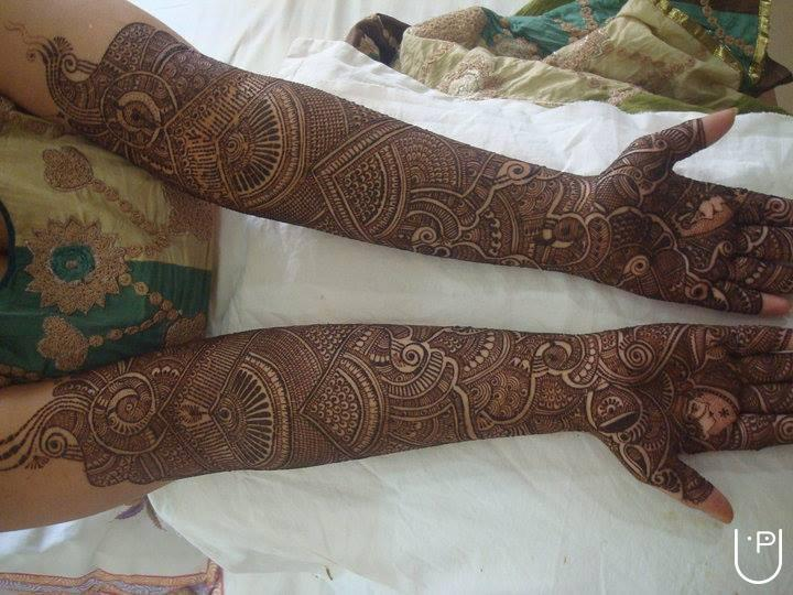 Bridal Mehndi Artist In Bangalore : Neha gandhi home tutor in kandivali west mumbai for mehndi artist