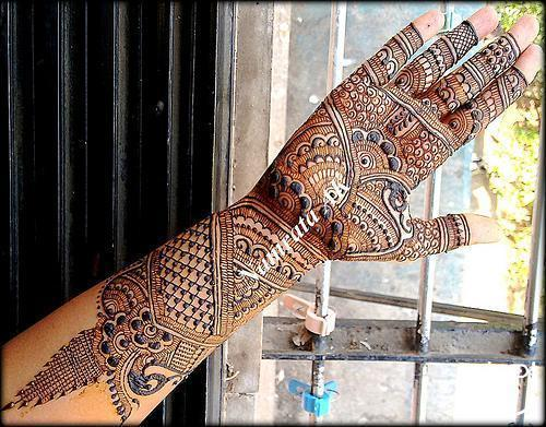 Bridal Mehndi Training : Namrata mehendi artist home tutor in mulund mumbai for mehndi