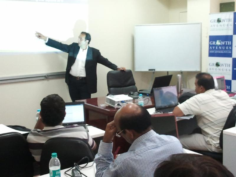 Option trading training in mumbai