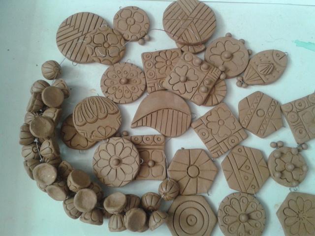 Terracotta Jewellery Designs Molds Online