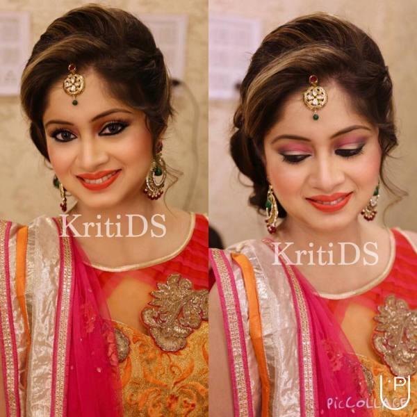 Kriti Ds - Home Tutor In Pitampura Delhi For Makeup Artist