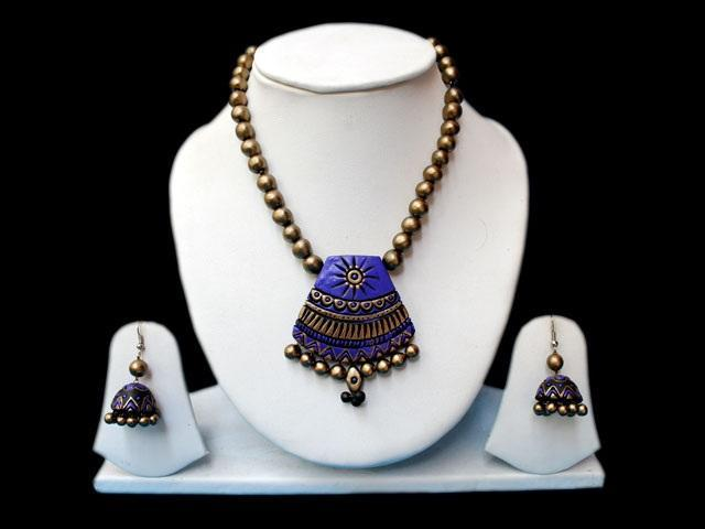 Advanced Terracotta jewellery making and Fashion Jewellery Designing