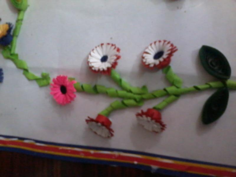 Paper Quilling Beautiful Things Made From Strips In