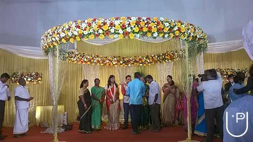 Sevenvows in adyar chennai wedding decors junglespirit Choice Image