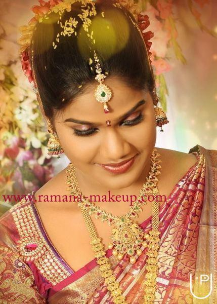 Professional Bridal Makeup Chennai In Choolaimedu Chennai