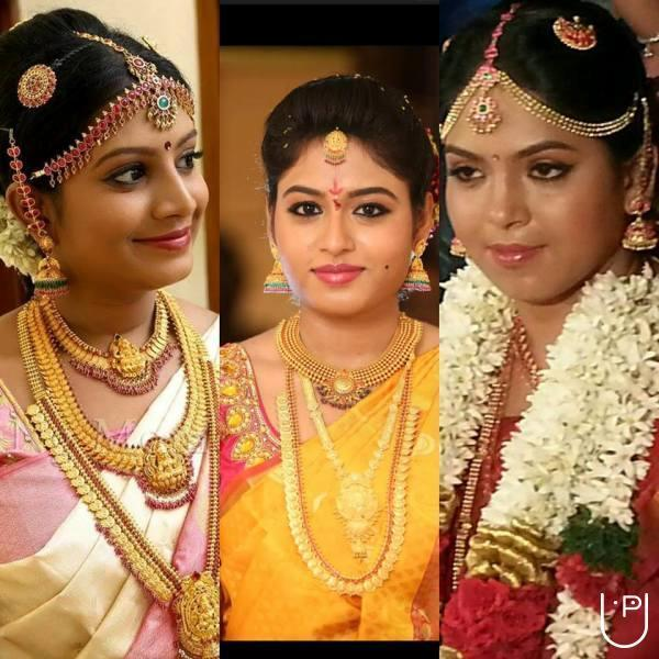 Wedding Hairstyle Tamilnadu: Professional Bridal Makeup, Chennai In Choolaimedu, Chennai