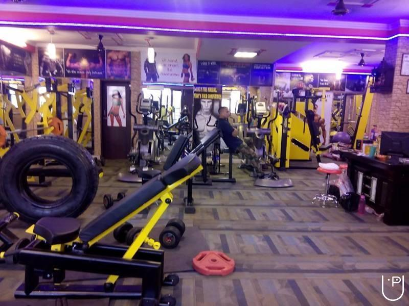 The brothers gym anotherhackedlife