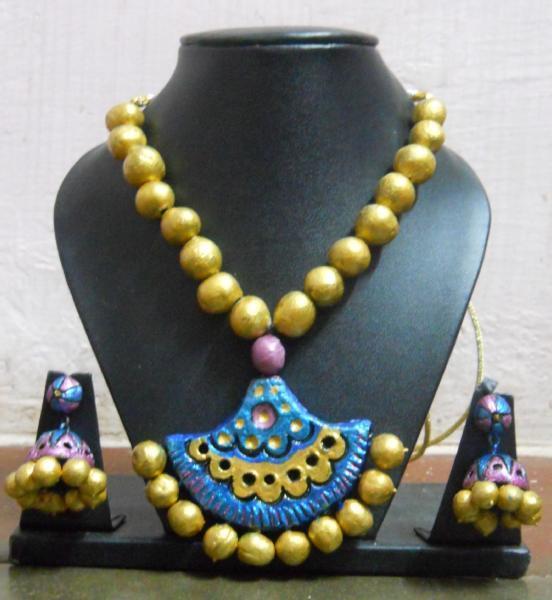 Terracotta Jewelry Making in Chennai - UrbanPro