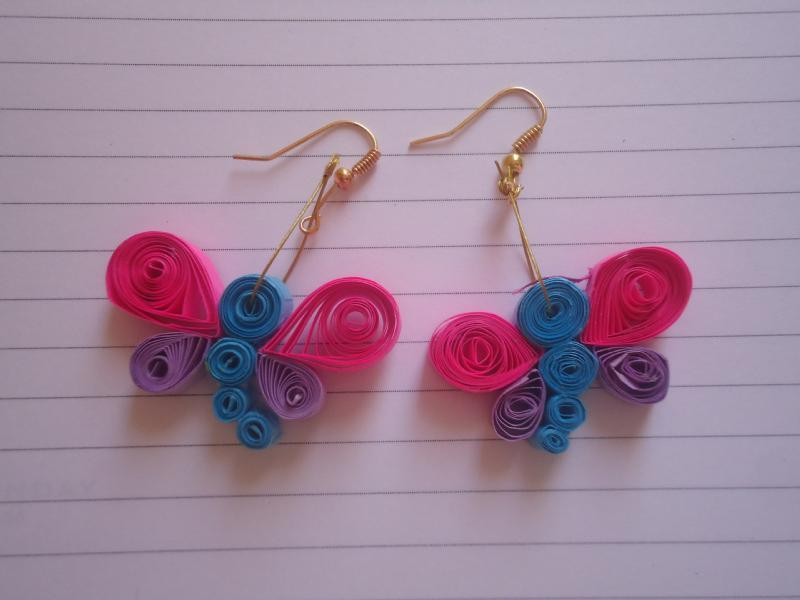 Hurry! to learn Easy Paper Jewellery making class - Master the art ...