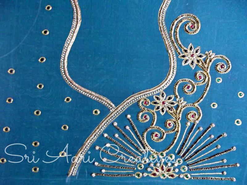 Aari embroidery classes chennai basic advance level