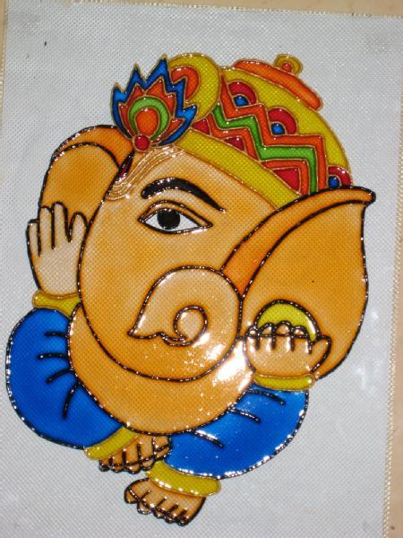 Glass Painting Classes In Pune