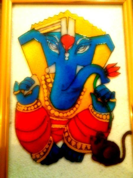 Glass Painting Courses In Bangalore