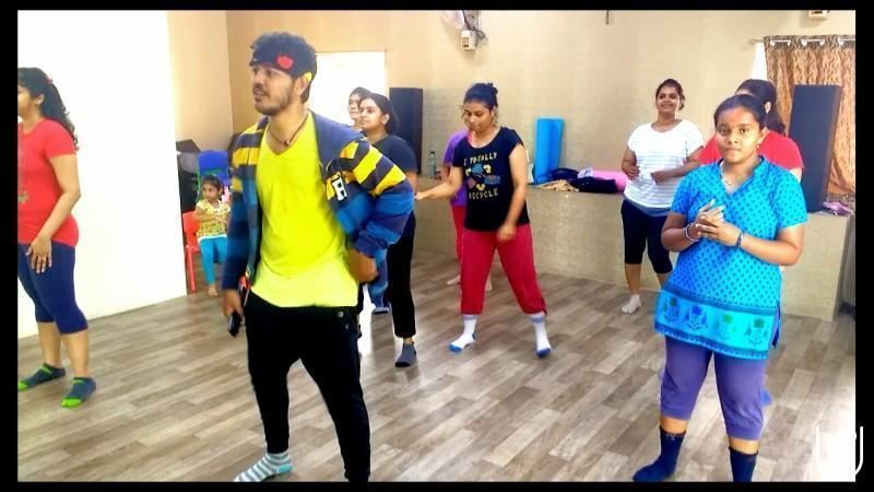 how to become a zumba instructor in chennai