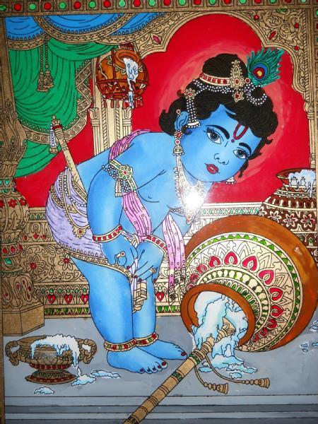 Glass Painting Courses In Chennai