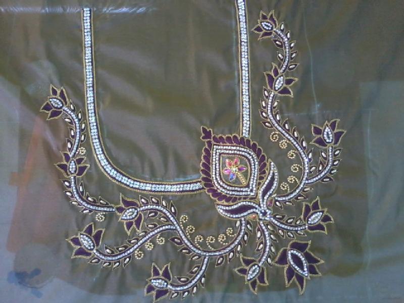 Sathya Aari Embroidery Classes In Thiruvanmiyur Chennai
