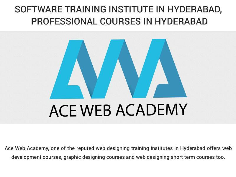 Ace Web Academy in West Marredpally, Hyderabad