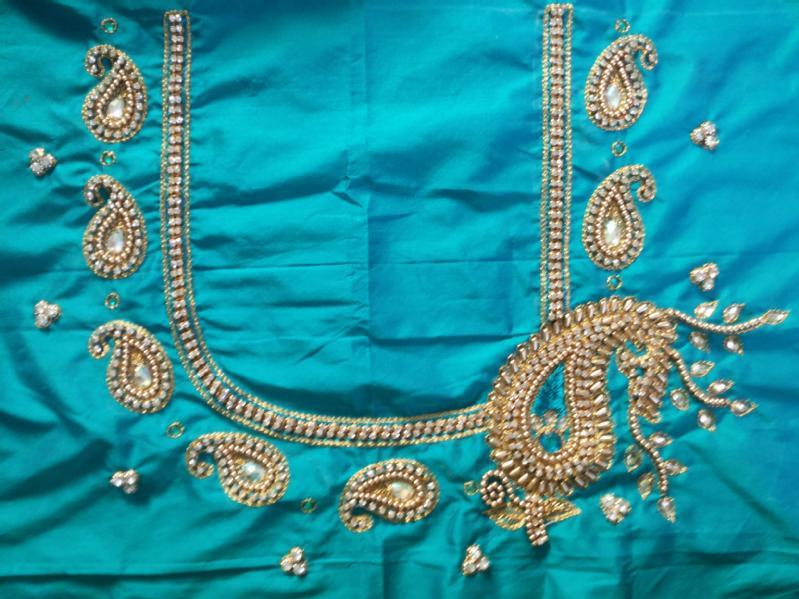 Sathya Aari Embroidery Classes In Thiruvanmiyur Chennai