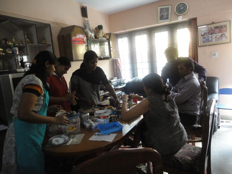 Cake Making Classes In Mangalore : Shinis Cooking Class K. - Trainer & Teacher in Kothnur ...