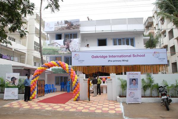 Oakridge International School- Rangareddy   Global School R...