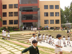 Delhi Public School North Campus Jala Hobli Bangalore