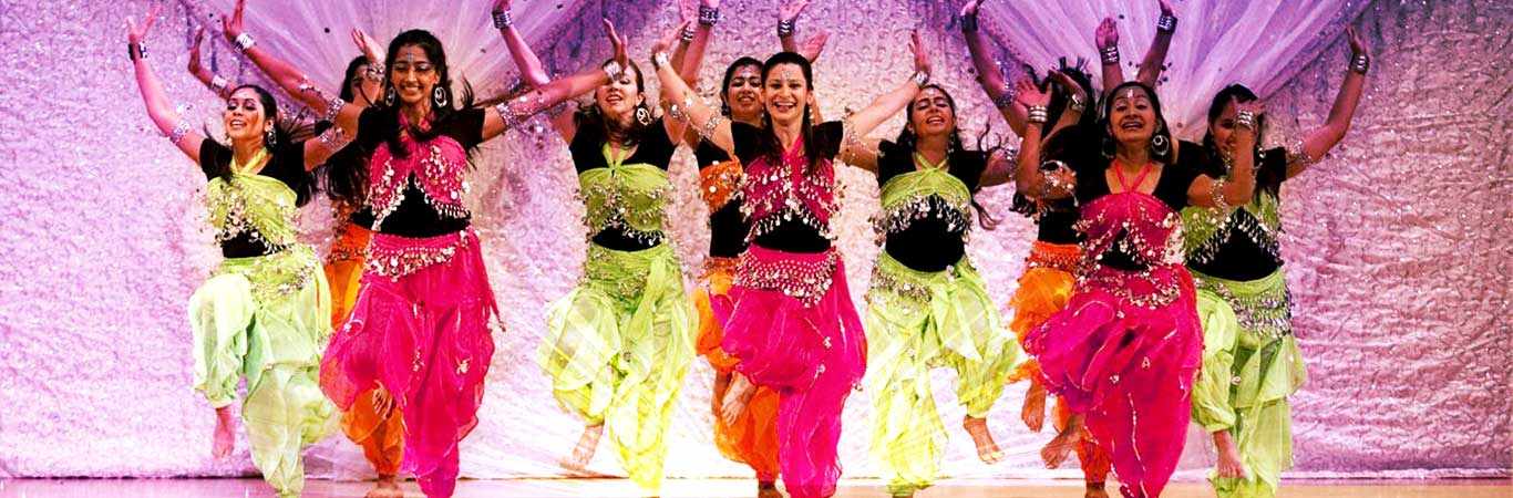Bollywood Dance Classes in Delhi
