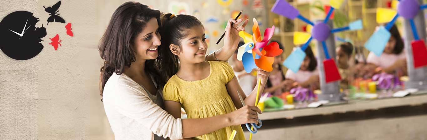 Art and Creativity classes in Thane West, Mumbai