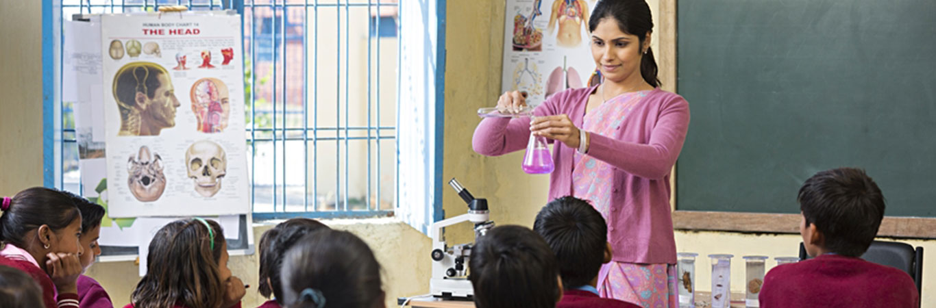 Science Tuition classes in Jhunsi