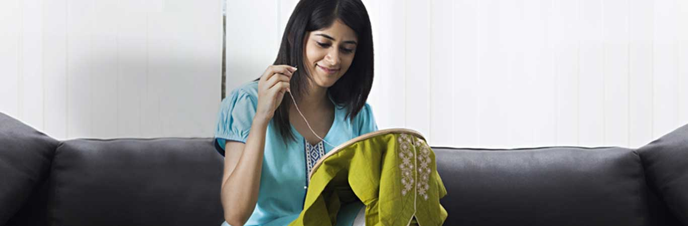 Embroidery Classes in Delhi