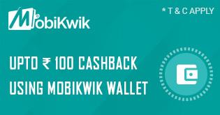 Mobikwik Coupon on Travelyaari for Network Travels