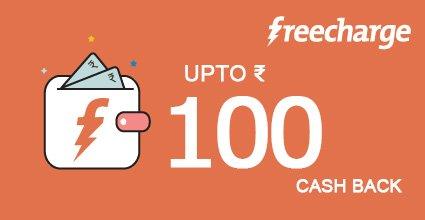 Online Bus Ticket Booking Vyara To Khamgaon on Freecharge